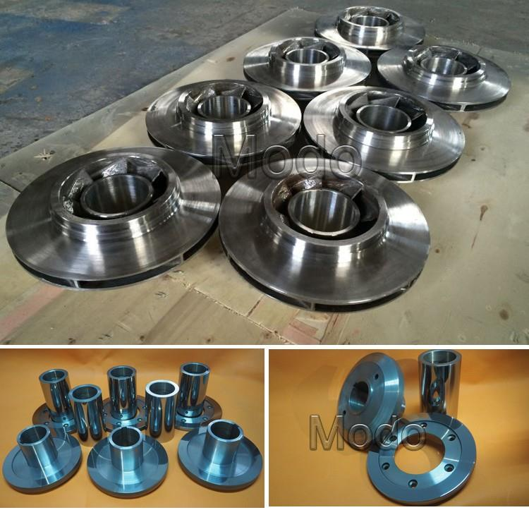 Multistage water pump spare parts