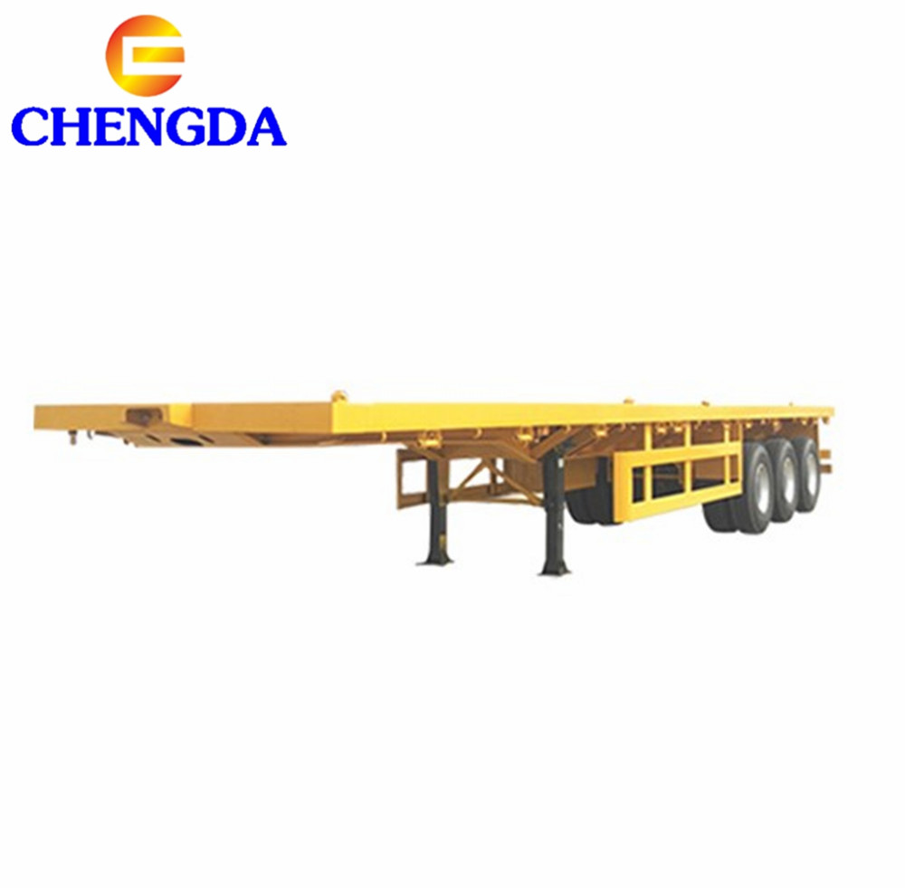 flatbed semi trailer (66)