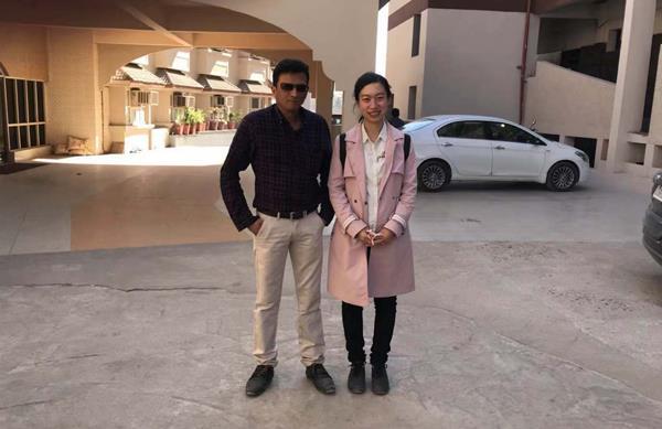 Yishun delegation