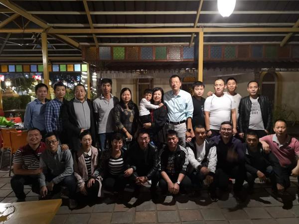 ceramic industry delegation