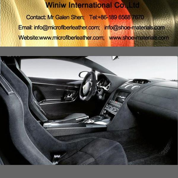 Auto Seat Upholstery Material