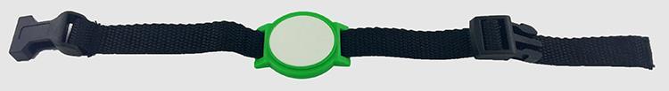 RFID plast wristbands fyrir íþróttir
