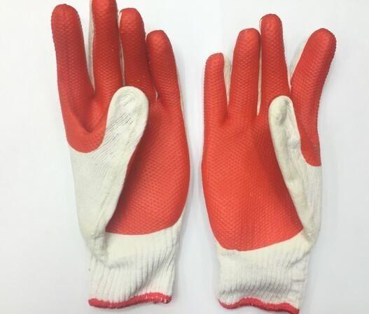 浅析劳保手套的生产工序流程是什么?