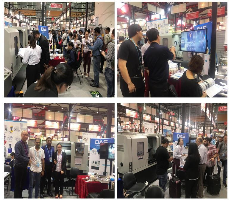 CNC lathe trade show