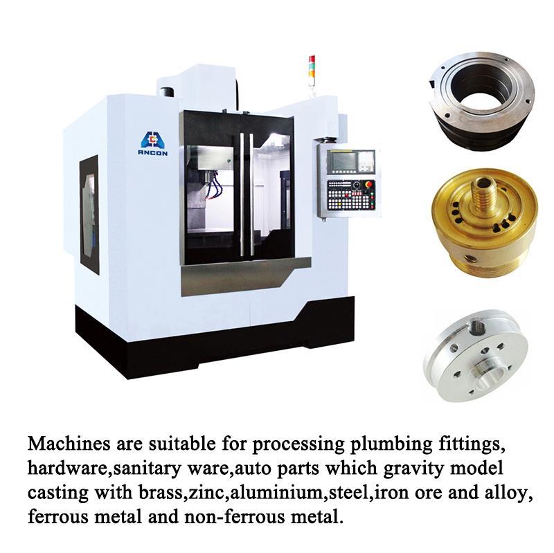 Machining Centers CNC Milling Machines