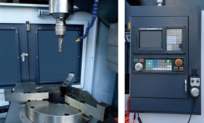CNC Special Purpose Machine