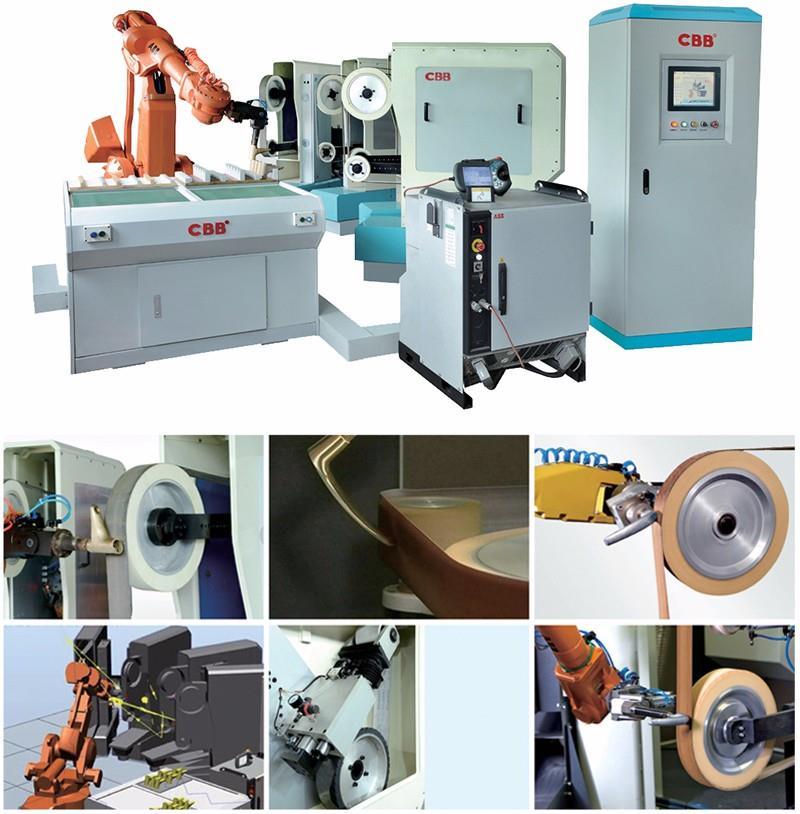 Robot Polishing System Machine