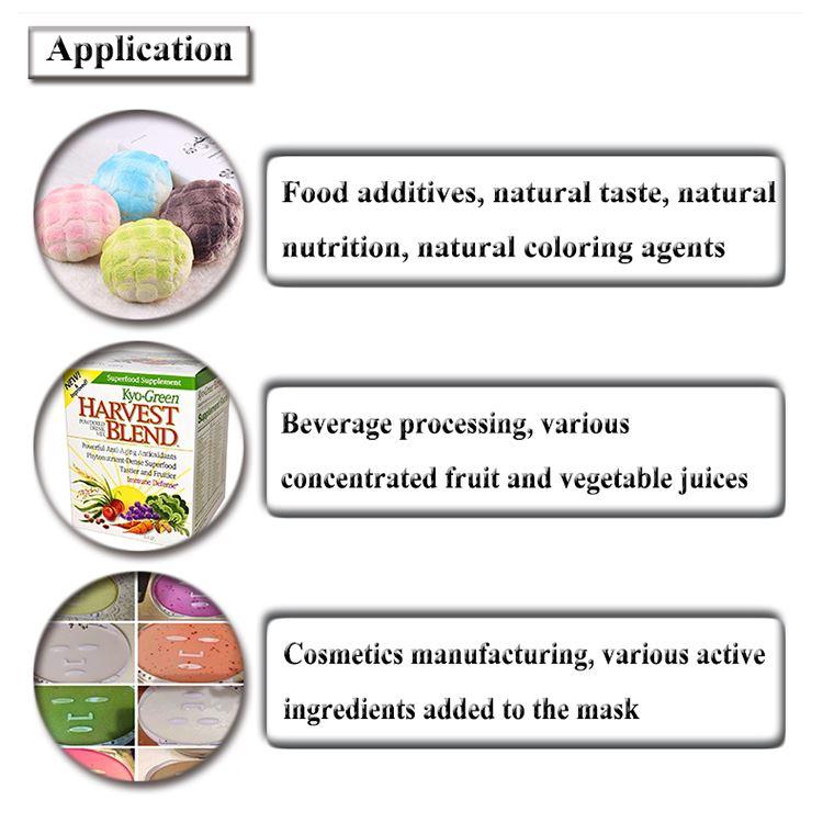 fruit&vegetable powder