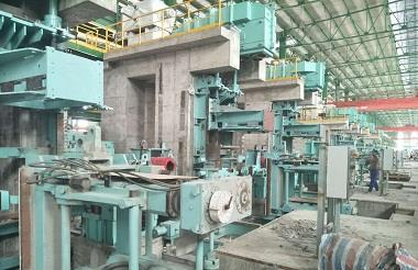 new made wire rod production line