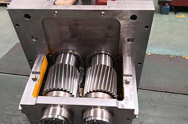 roller box of rolling mill