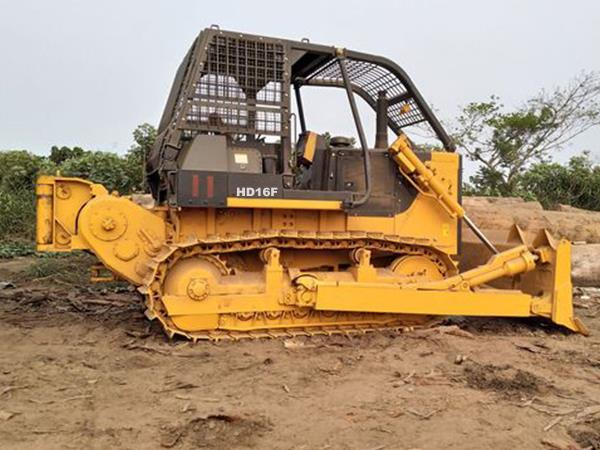 160hp Forest Logging Bulldozer HD16F (1)