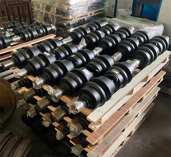 Bottom Roller Wheel For Excavator (2)