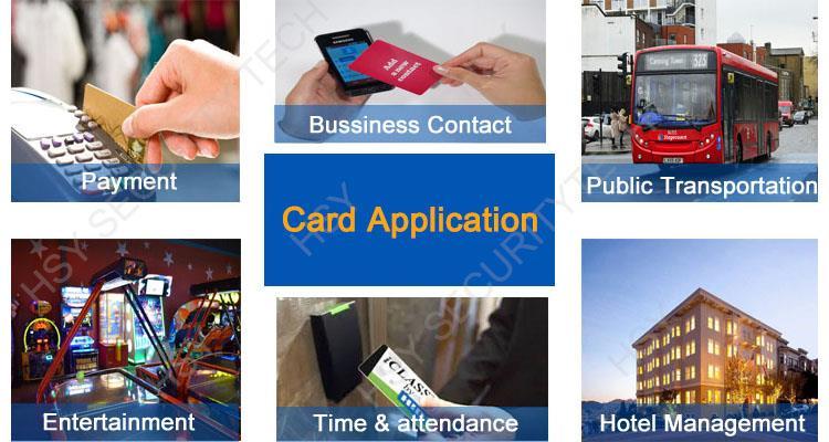 RFID card application-HSY