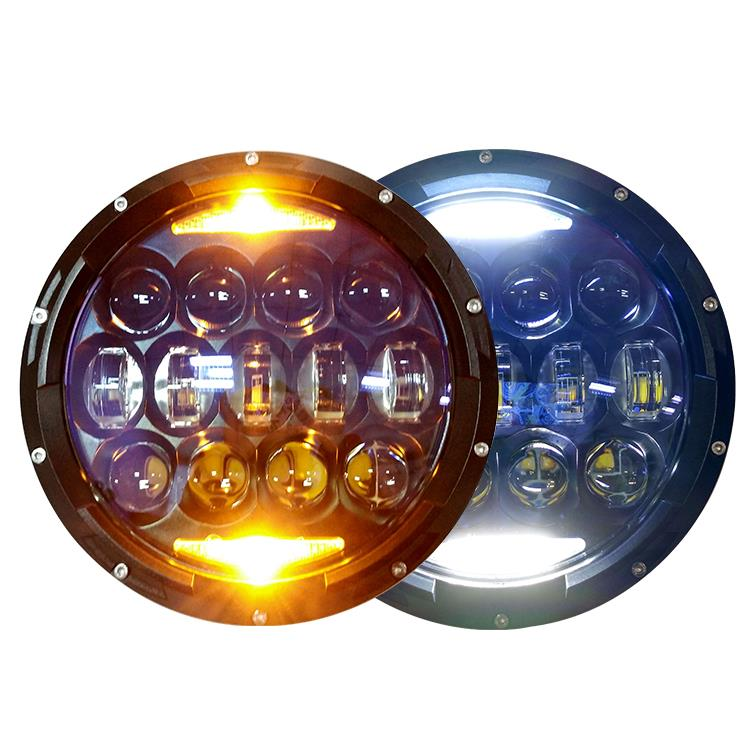 7 inch 130W headlight