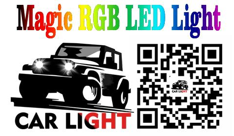 RGB QRC code