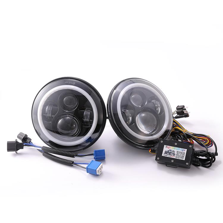7 inch 45W RGB headlight
