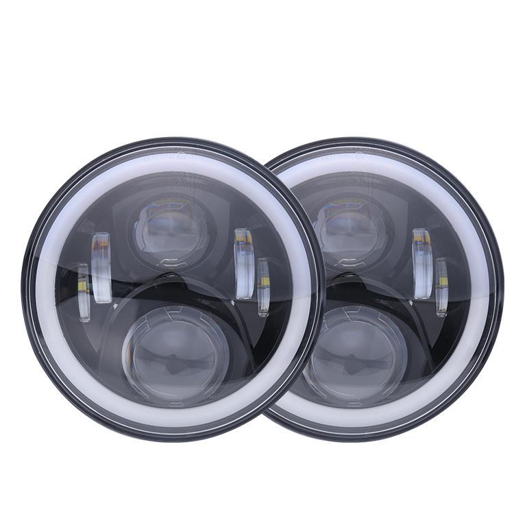 7 inch 60W headlight
