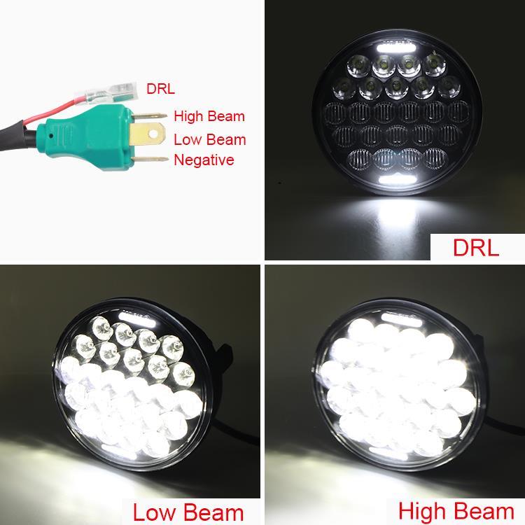 Detailed lighting