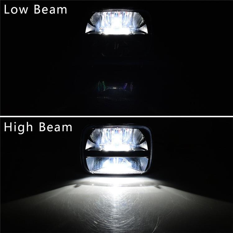 4. High low beam