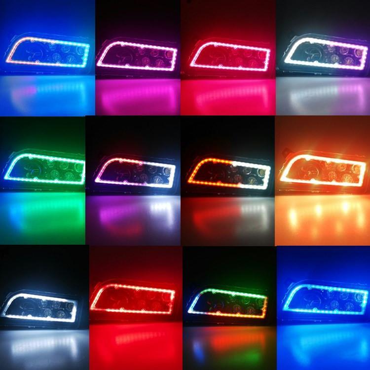 RGB Halo Ring