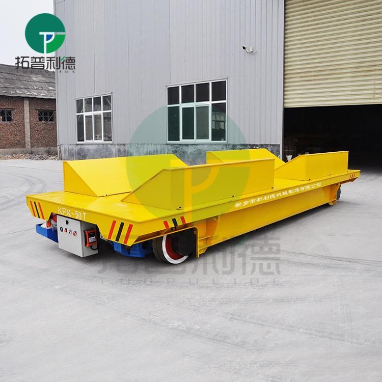 Transportwagen voor materiaaloverdracht