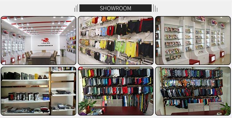 Bamboo Fabric Boxer Short - Showroom