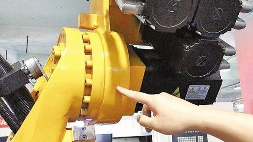 Bearings for Industrical Robots