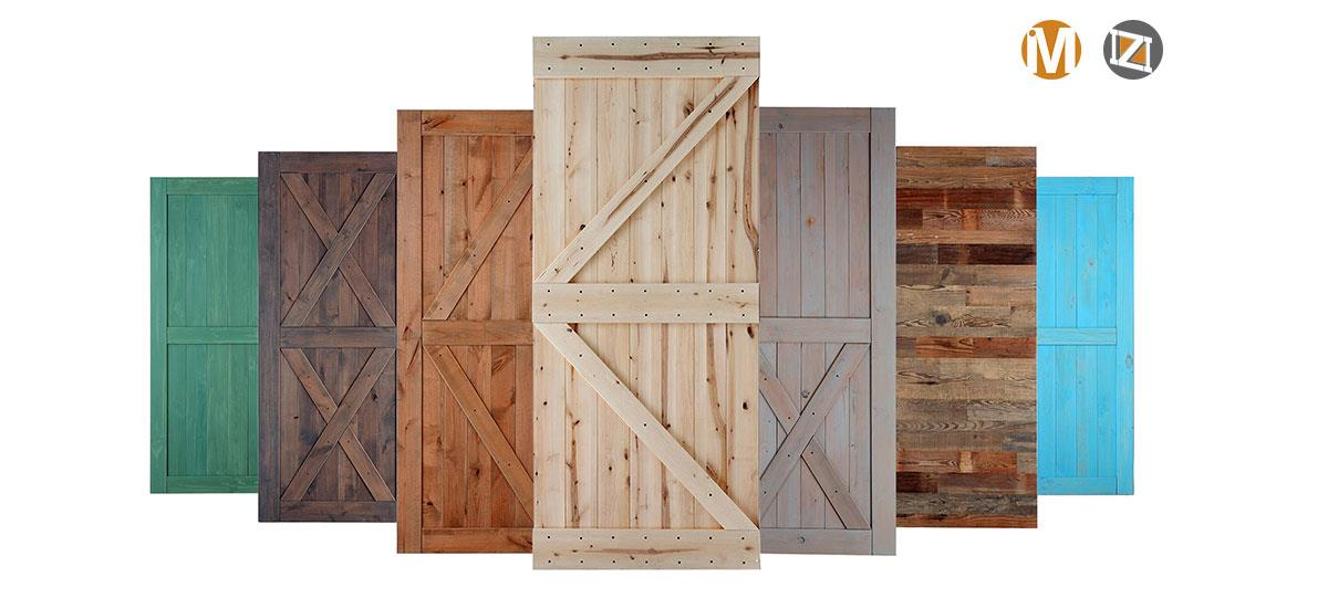 Metek Barn Door Series