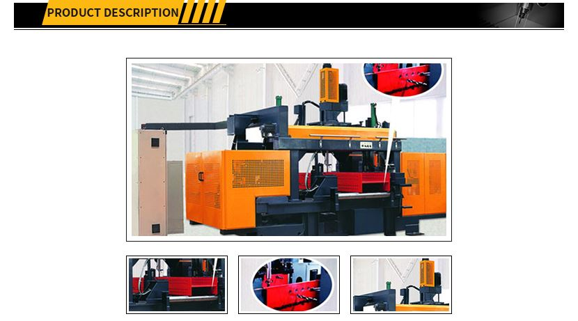 Workpiece Movable Beam Drilling Machine Standard Low Speed (Dolly Feeding) PRODUCT DESCRIPTION