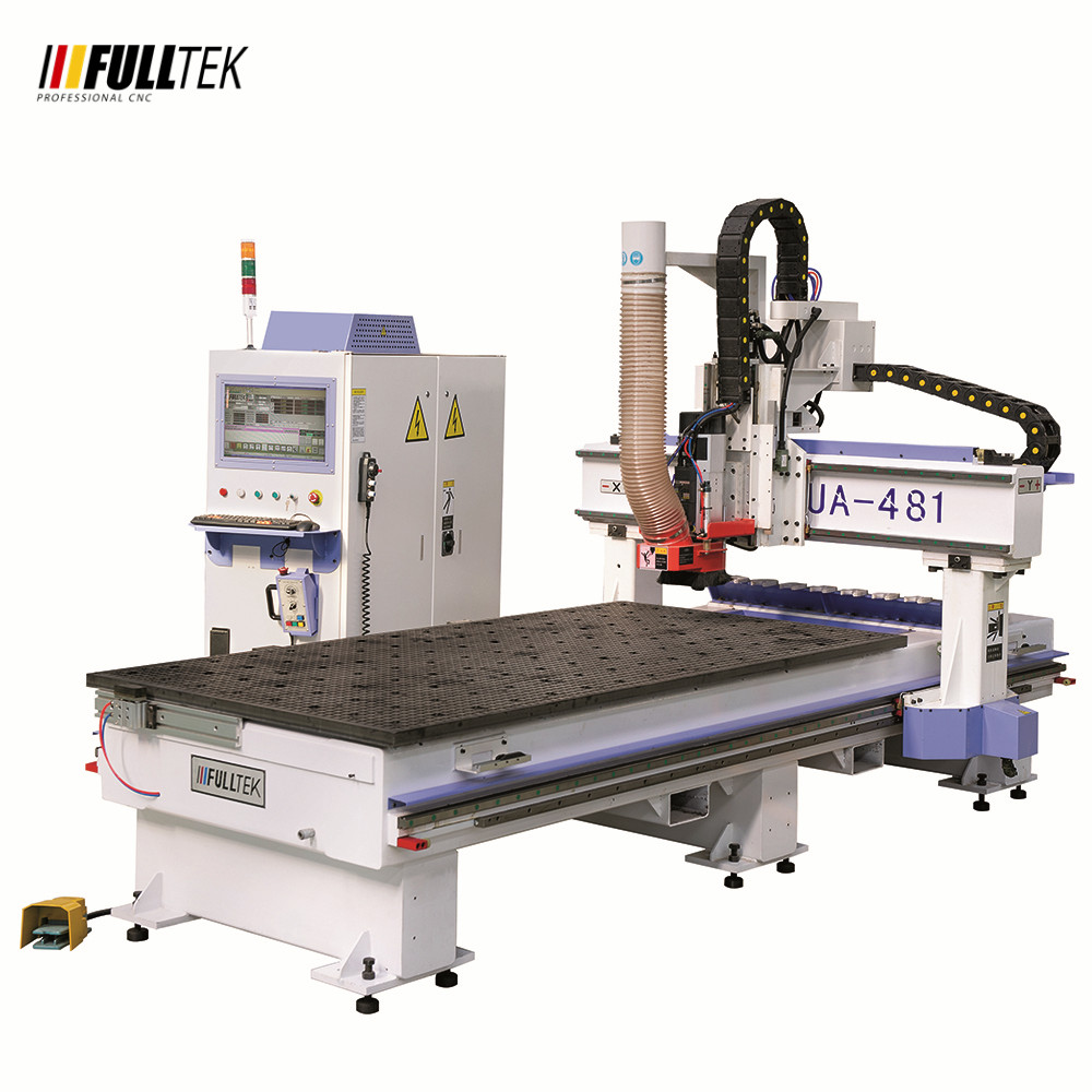 3d cnc wood milling machine 1224/UA-481
