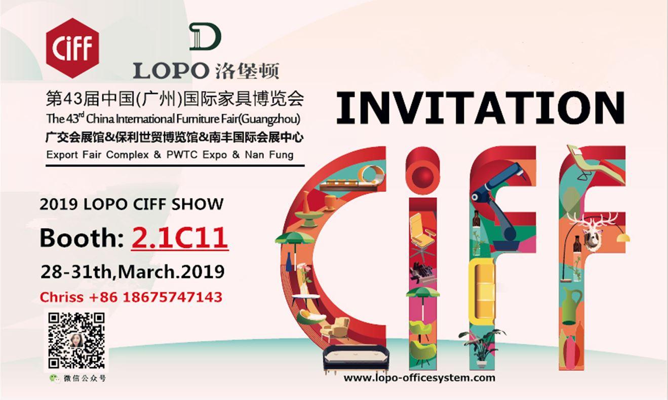 LOPOTTION furniture invitation