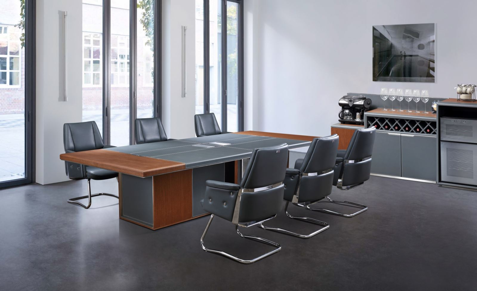 Customize conference table