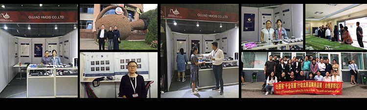 synthetic moissanite products exhibition