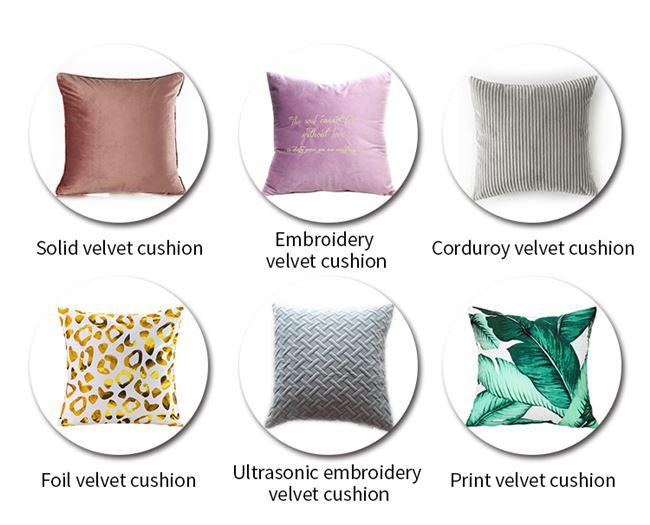 Classic Solid Velvet Sofa Slipcover