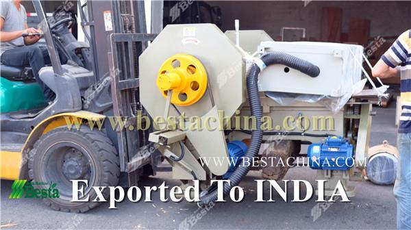 ICE CREAM STICK MACHINE TO INDIA (12)