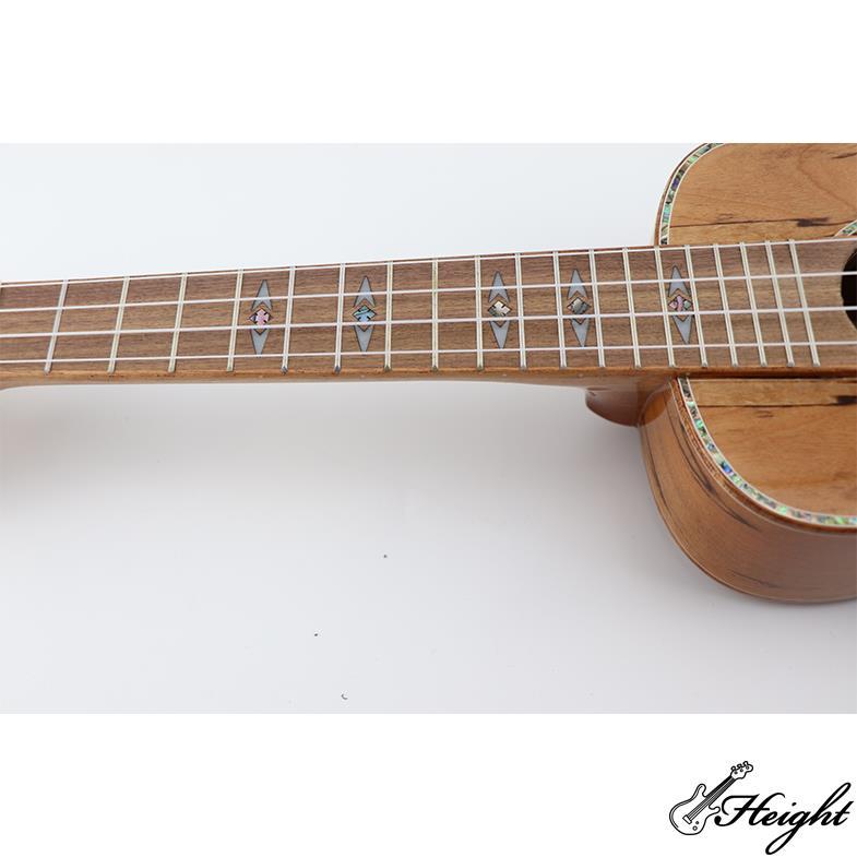 spalted maple wood ukulele supply 7