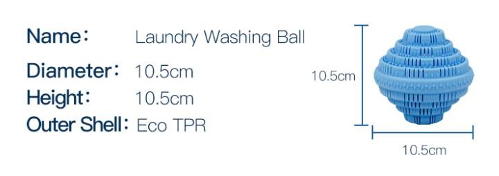 bio wash ball