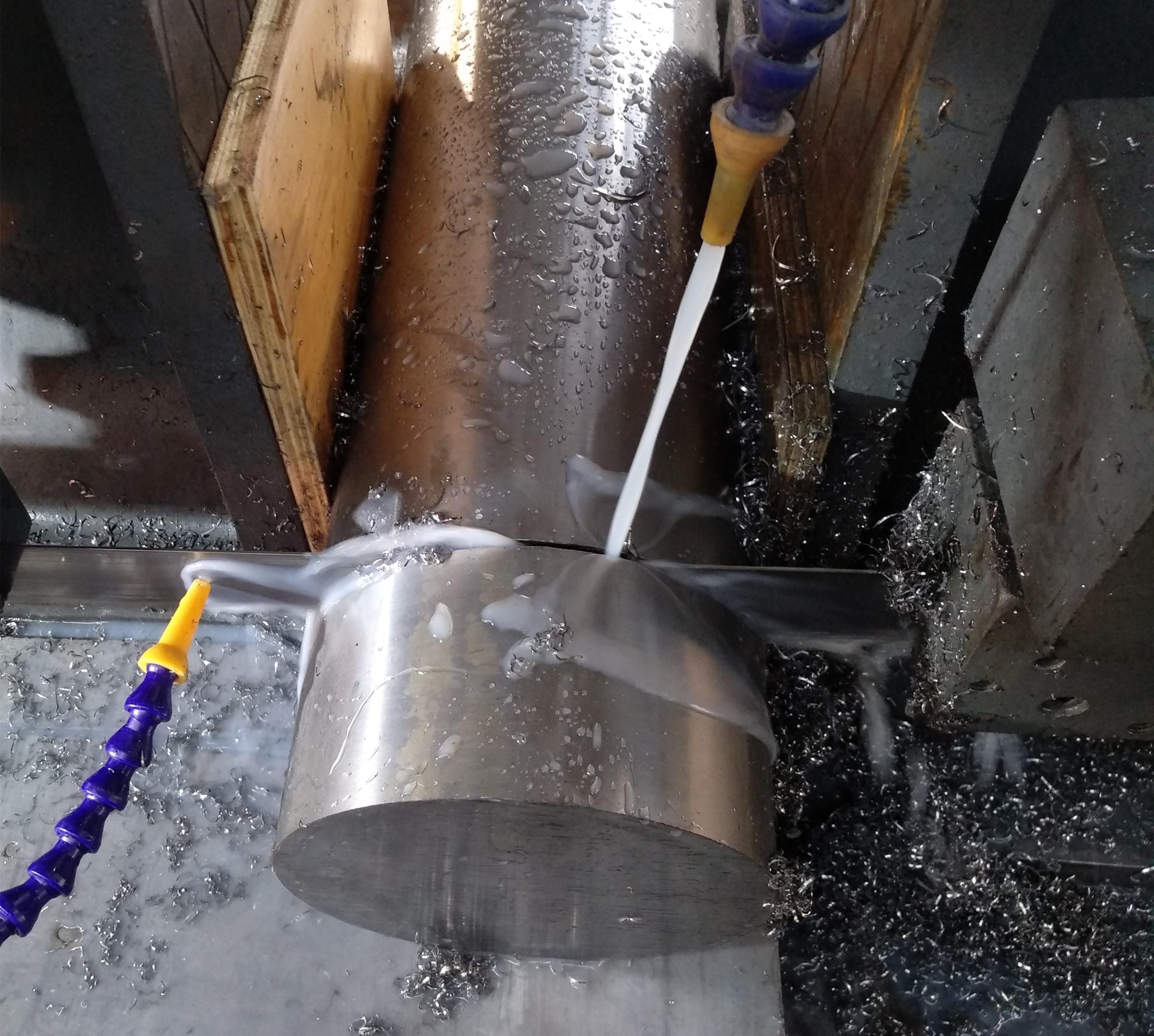 Titanium cutting parts