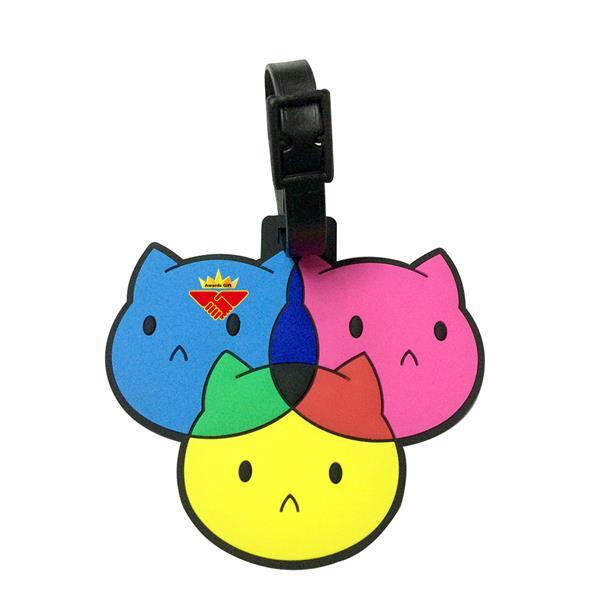 Cat design series pvc luggage tag (2).jpg