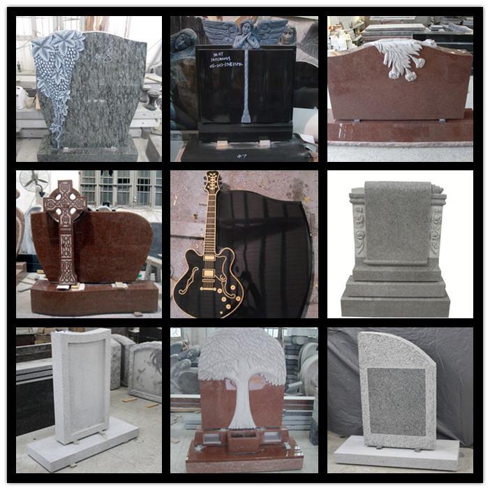 European Style Tombstone one 4