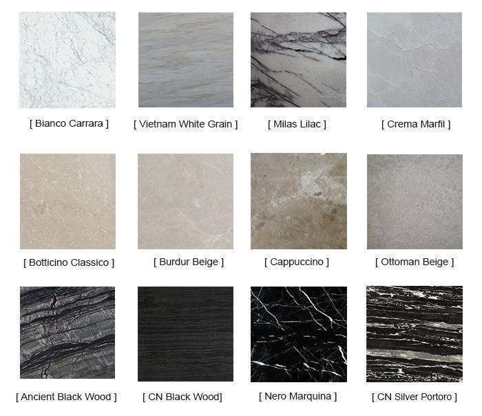 stone catalogue
