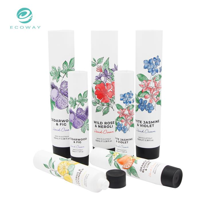 Hand Cream Tube Packaging