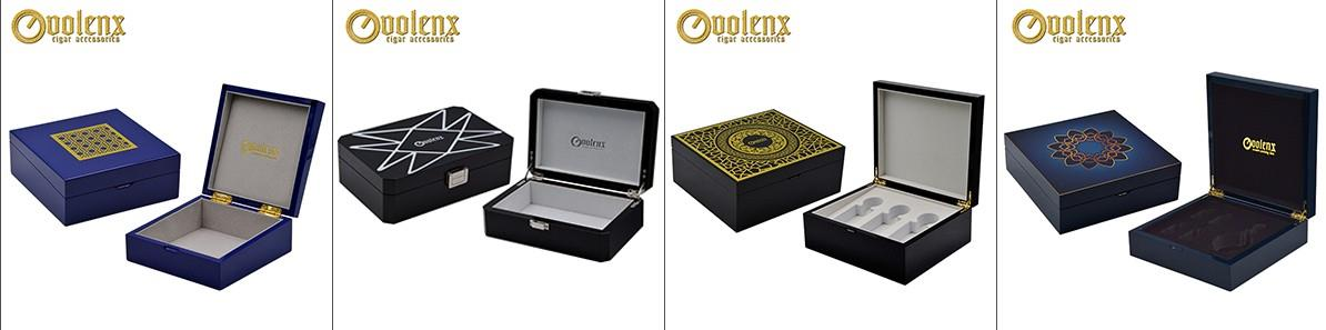 Luxury Wooden Gift Box Perfume-8