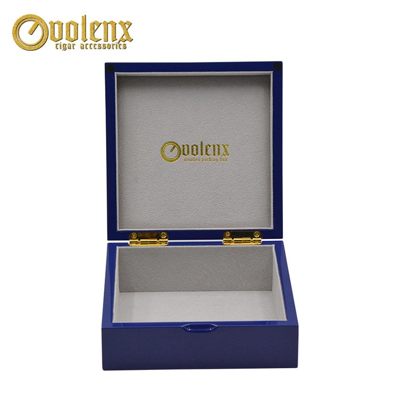 Wooden jewelry packaging box gift-2