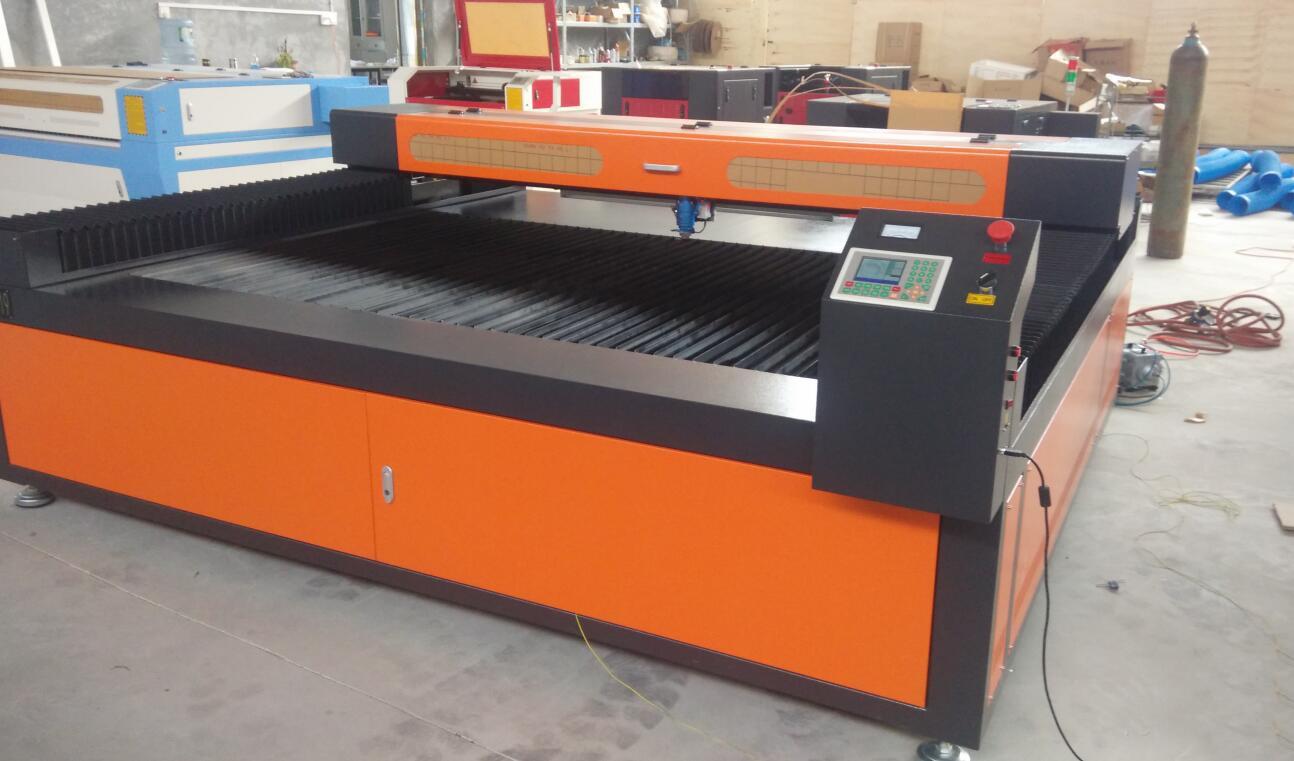 mixture laser cutting machine