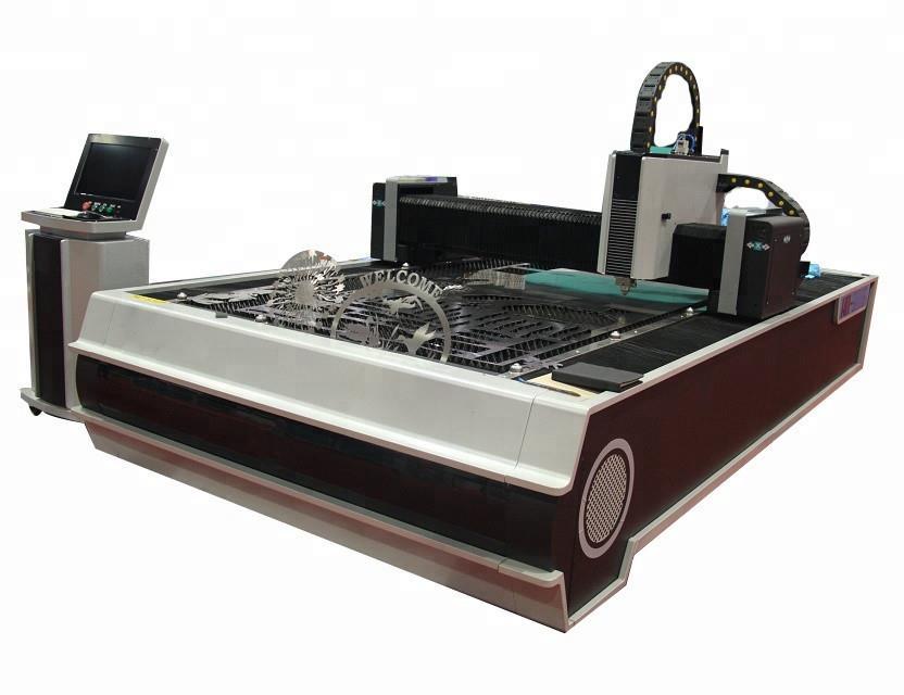 fiber laser cutting machine sheet metal 3015