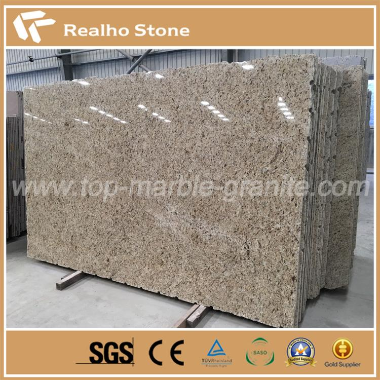 Giallo Ornamental  Granite slab