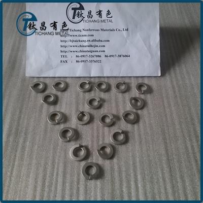 Titanium Spring Washers