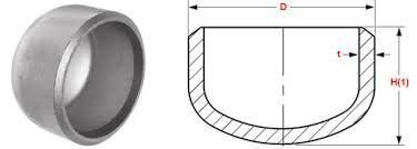ASTM B366 UNS N10276 Hastelloy C276 Pipe Cap
