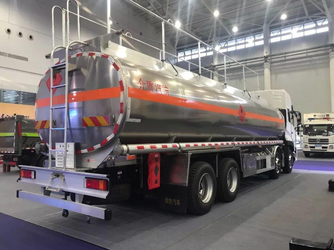 CSCTRUCK Debuts 2019 China (Wuhan) International Commercial Vehicle Exhibition 6